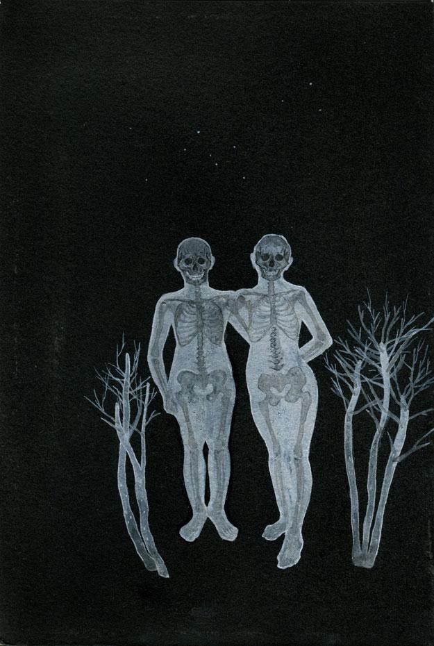Les corps blancs