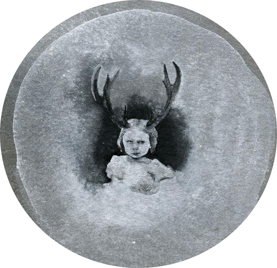 L'enfant aux bois